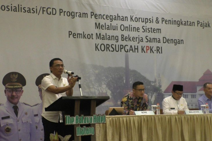 Cara BP2D Kota Malang tekan korupsi dan dongkrak PAD