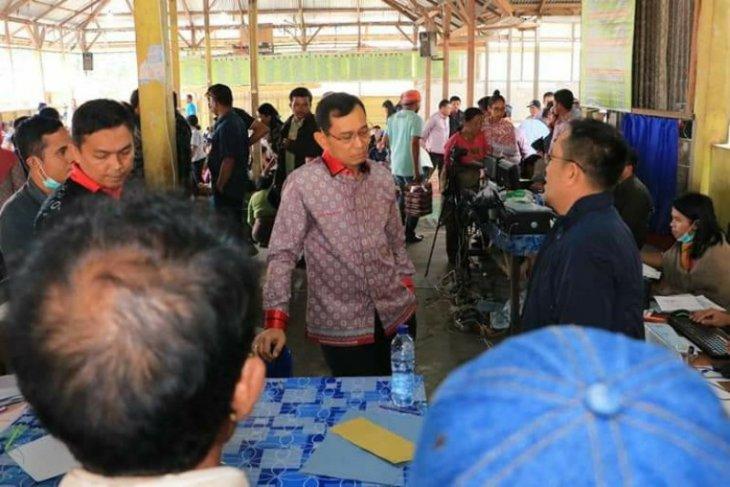 Pemkab Simalungun komit layanan dari desa ke desa