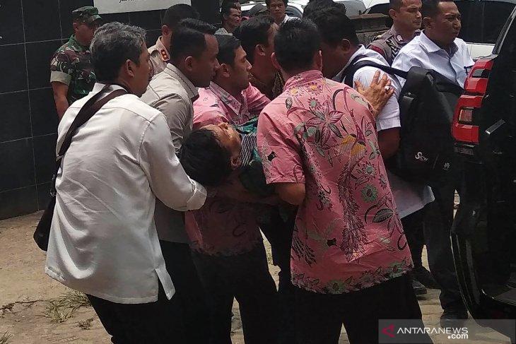 Polri: Pelaku penusukan Wiranto menggunakan gunting