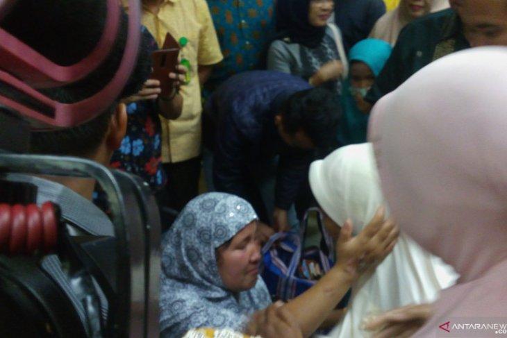 Tiba di Padang, korban Wamena langsung dirawat di RSUP M Djamil