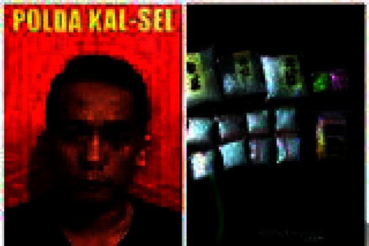 Polda Kalsel sepekan ringkus 55 pengedar Narkoba