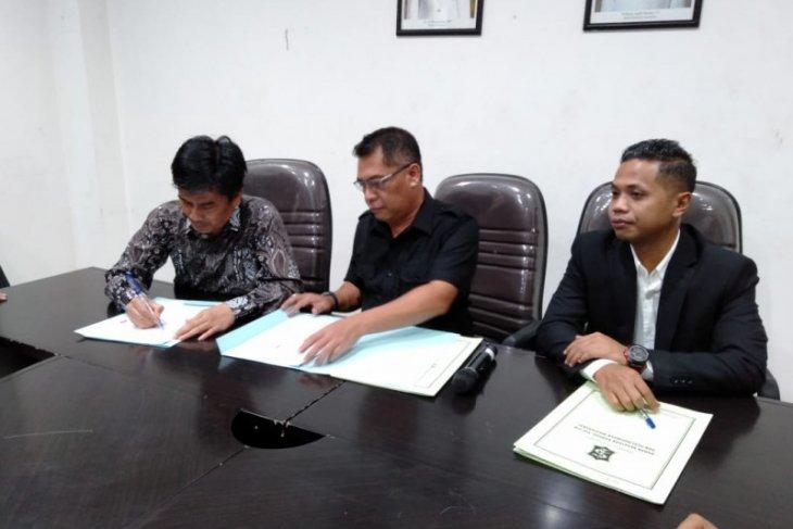 KPU Surabaya sosialisasikan syarat dukungan calon perseorangan