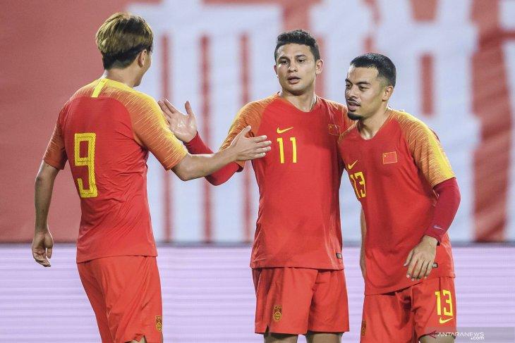 China dan Suriah belum terbendung di Grup A kualifikasi Piala Dunia 2022