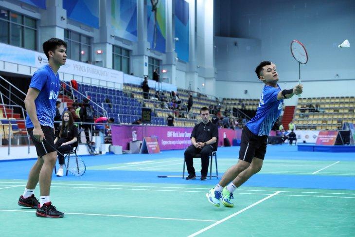 Sembilan wakil Indonesia siap berlaga di perempat final WJC 2019