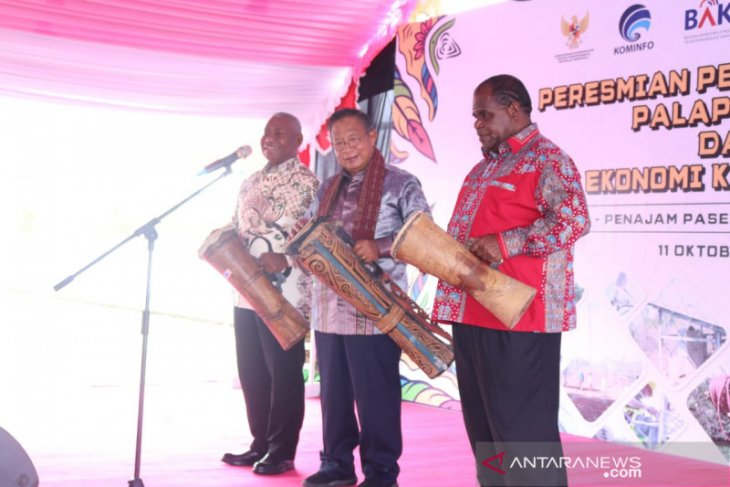 Minister Nasution inaugurates 523.7-ha Special Economic Zone in Sorong
