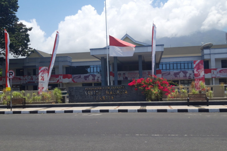 Pemkot Ternate   dana transfer daerah dari pemerintah pusat alami penurunan
