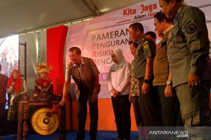 Kepala BNBP buka Peringatan Pengurangan Risiko Bencana di Bangka Belitung