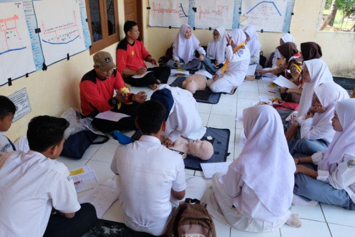 UI gagas kampung dan sekolah siaga bencana di Pandeglang