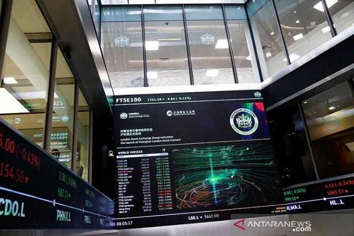 Info Bisnis - Indeks FTSE-100 Inggris berakhir naik 0,20 persen