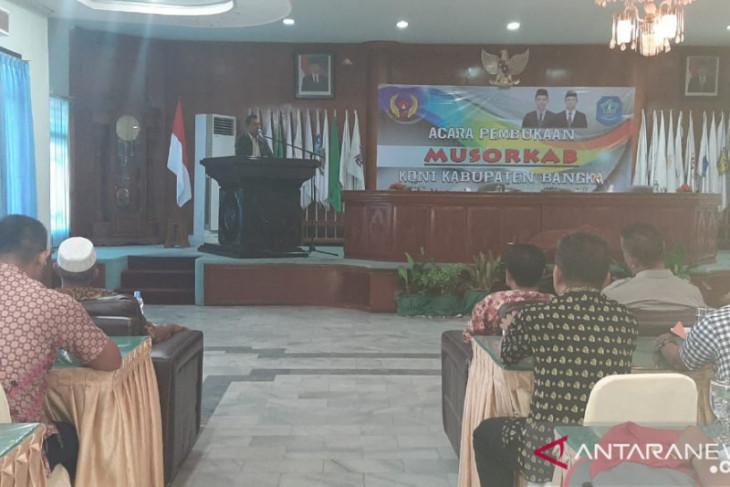 KONI Babel siapkan 13 cabang olahraga ikuti Porwil-PON Papua 2020