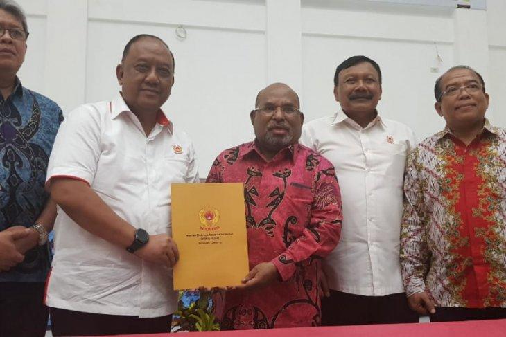 PON Papua hanya pertandingkan 37 cabang olahraga