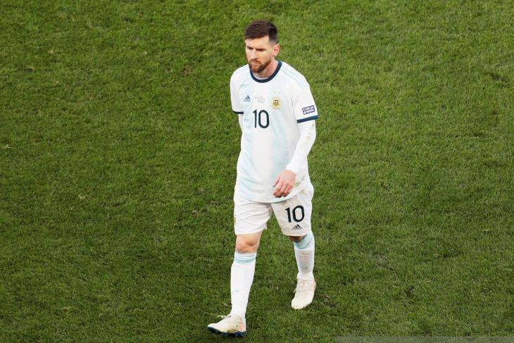 Messi akan kembali perkuat Argentina bulan depan