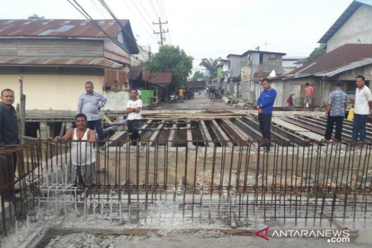 DPRD Sumut imbau rekanan jembatan Sei Merbau tepat waktu