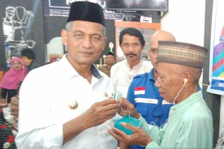 Bupati Nagan Raya Aceh berjanji fokus sejahterakan warga  miskin