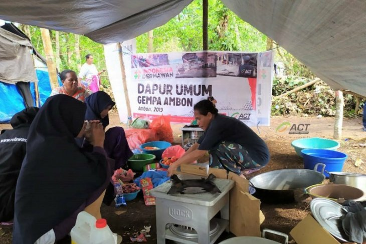 ACT ajak masyarakat Aceh bantu korban gempa  Maluku