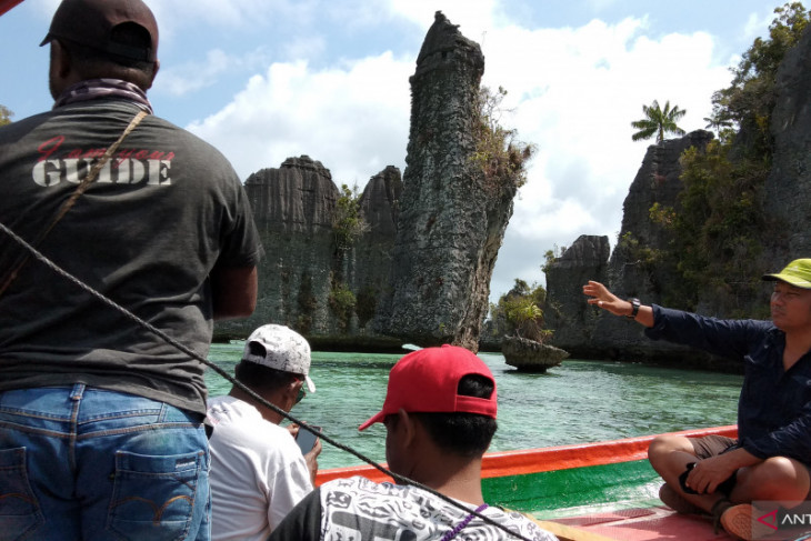 Raja Ampat preps for Maritime Festival on Oct 18-23, 2019