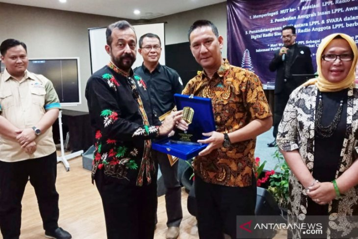 Radio milik Diskominfo Bogor juara LPPL Award 2019