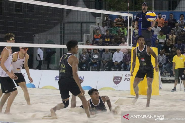 Indonesia hadapi Australia pada perempat final World Beach Games