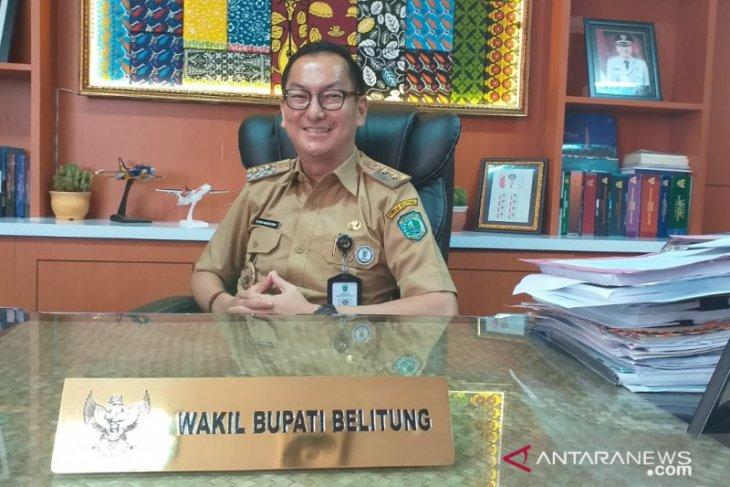 Pemerintah Kabupaten Belitung pasang kamera pengawas di lima titik