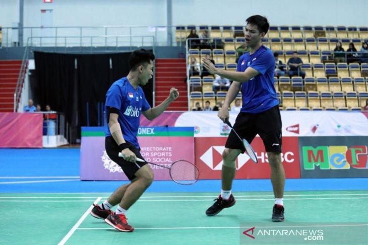 Leo/Daniel wakili Indonesia juarai WJC 2019