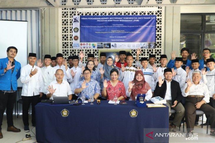 Universitas Pancasila dorong dosen laksanakan kegiatan Pengabdian masyarakat