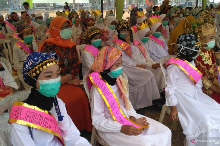 PAUDs, kindergartens shut temporarily as haze shrouds Jambi
