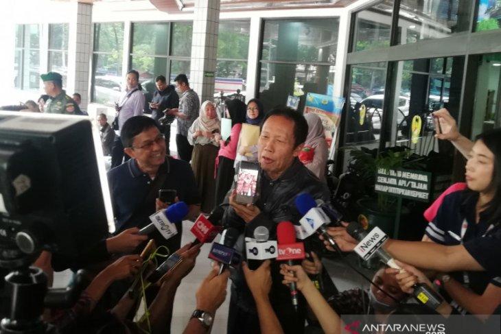 Sutiyoso: Wiranto sudah bisa diajak guyon