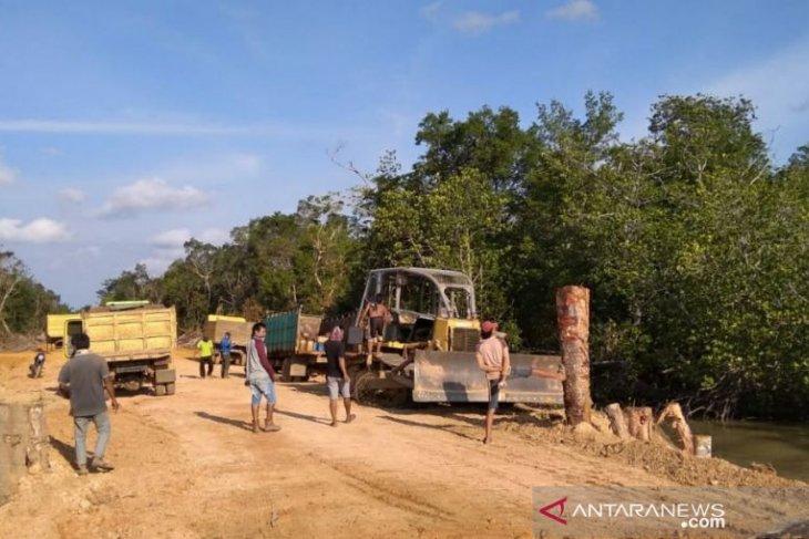 Pemdes Penutuk menolak keras pembangunan dermaga PT SNS