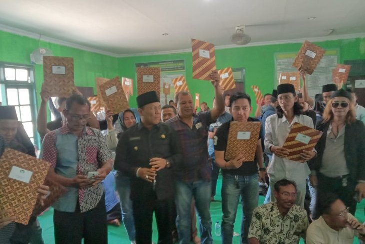 PKB Karawang telah miliki puluhan relawan jelang Pilkada 2020