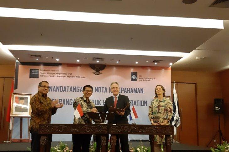 Indonesia-Belanda fasilitasi UKM ekspor dekorasi rumah