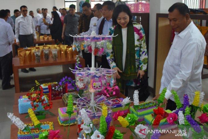 Rombongan Konjen China kagumi produk unggulan Kabupaten Deliserdang