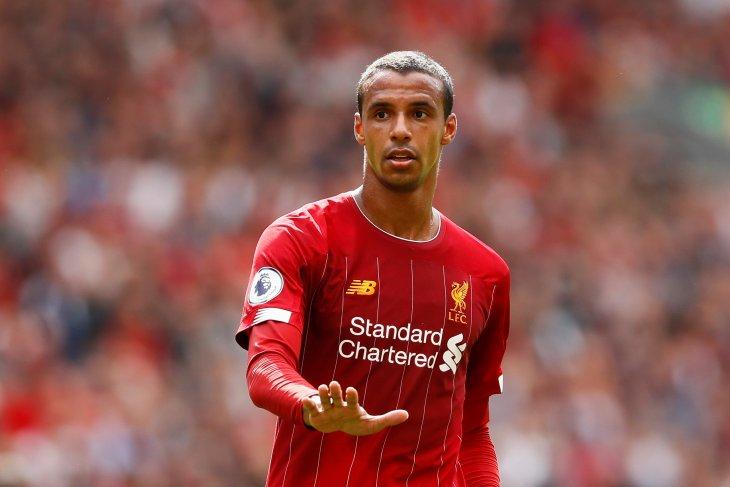 Bek Liverpool Joel Matip siap diturunkan lawan Manchester United