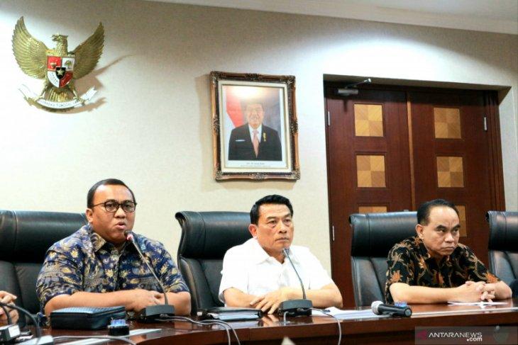 KSP Moeldoko : Presiden arahkan syukuran pelantikan secara sederhana