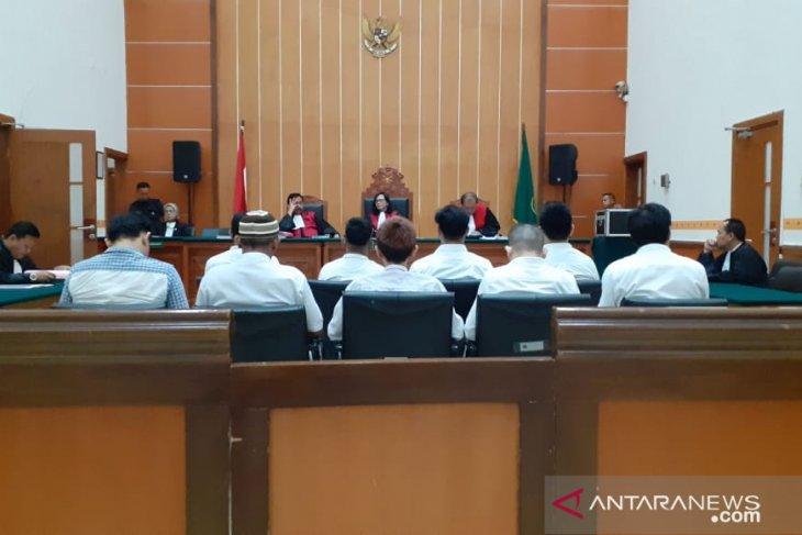 West Jakarta Court sentences nine drug dealers to life imprisonment