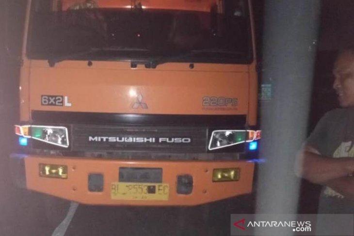 Laka Lantas di Aceh Timur, dua tewas tergilas truk
