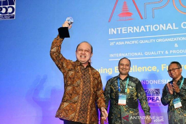 Pupuk Kaltim Borong Penghargaan Kelas Dunia APQO & IQPC 2019
