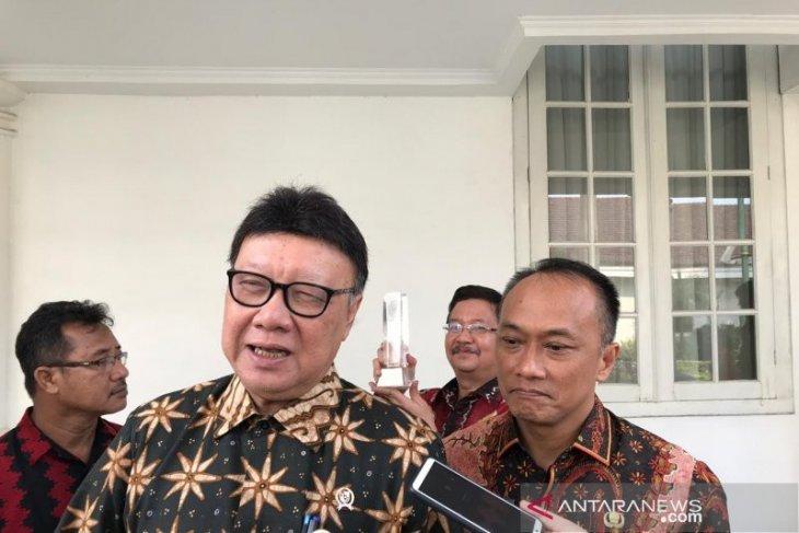 Mendagri berhalangan hadiri Rakornas Provinsi Kepulauan di Ambon