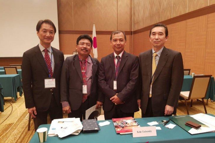 Rektor ISI Denpasar hadiri pertemuan rektor di Jepang