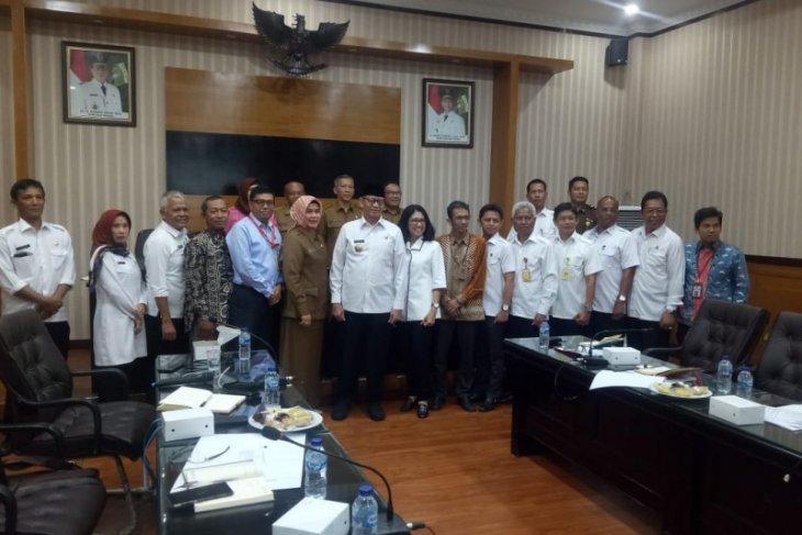 Pemprov Banten targetkan seluruh aset lahan 896 bidang tersertifikasi pada 2020