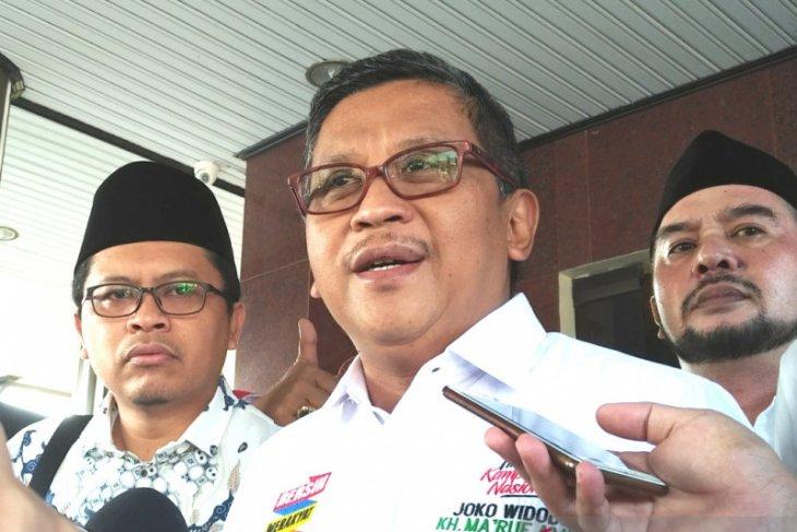 PDIP: Kabinet baru didesain untuk jawab tantangan eksternal