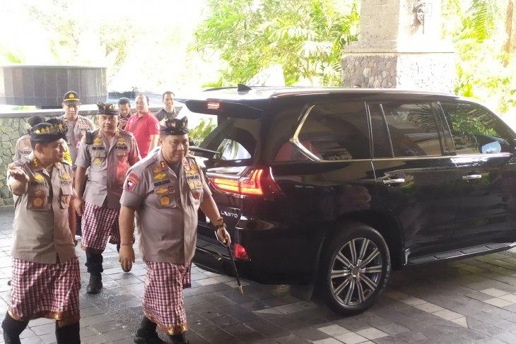 Kapolda Bali : 13.000 personel amankan pelantikan Presiden
