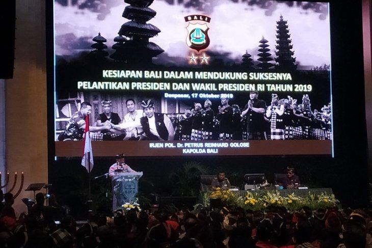 Narkotika dominasi kriminalitas di Bali selama 2019