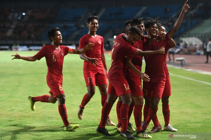 Indonesia U19 Kalahkan China U19