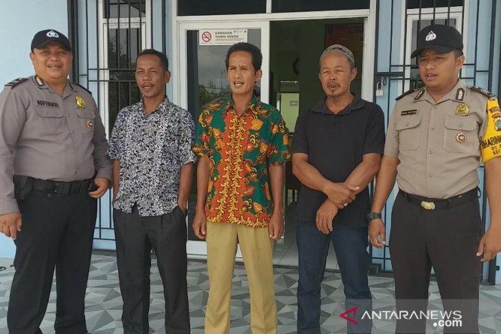 Perangkat desa di Bangka sampaikan deklarasi dukung ideologi Pancasila (Video)