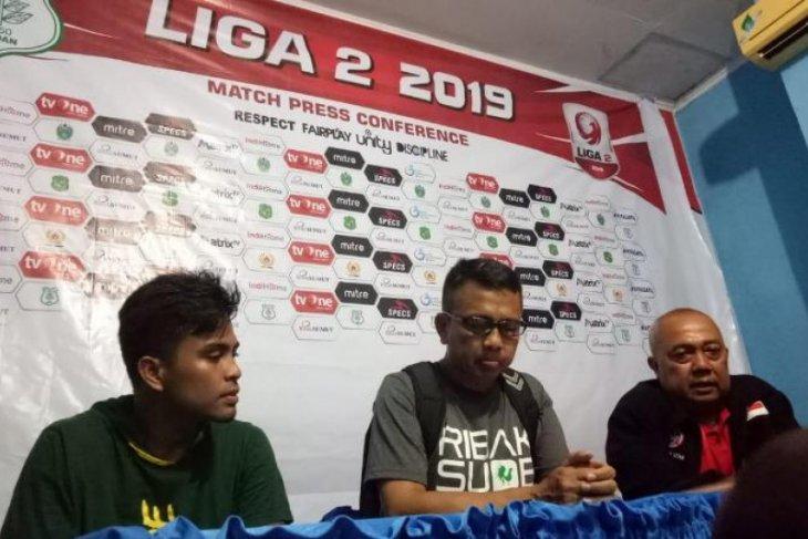 Perempat final Liga 2 2019 digelar di  Sidoarjo dan Palembang