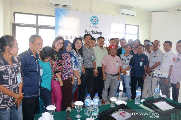 Dewan Pers gelar workshop bersama wartawan Sibolga-Tapteng