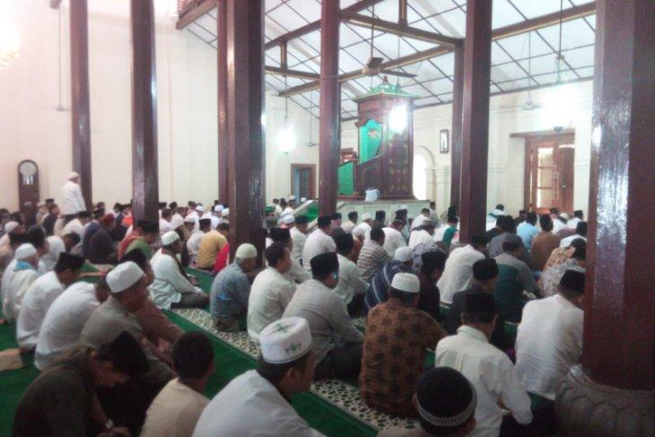 Walikota dan masyarakat Serang doa bersama jelang pelantikan presiden