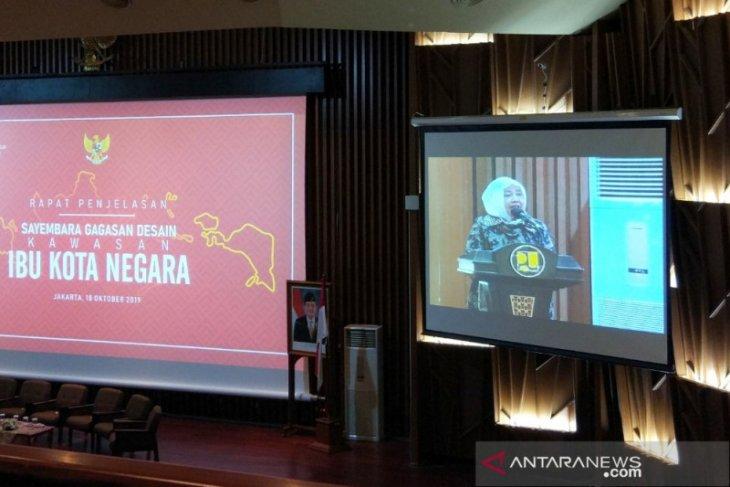 Ibu kota baru didisain jadi ibu kota ASEAN
