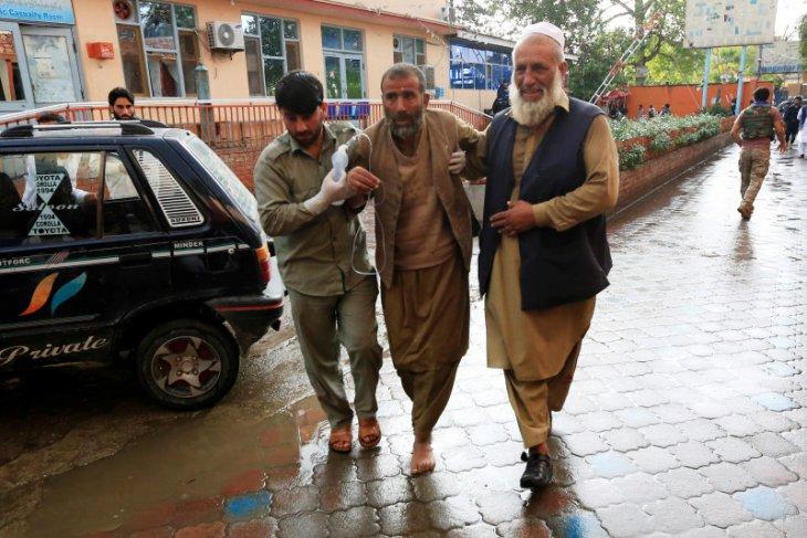 Bom di Afghanistan pada saat shalat Jumat tewaskan 29 orang
