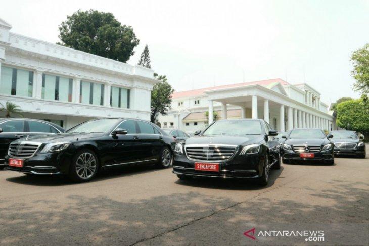 Setpres siapkan mobil VVIP tamu negara untuk acara pelantikan  presiden